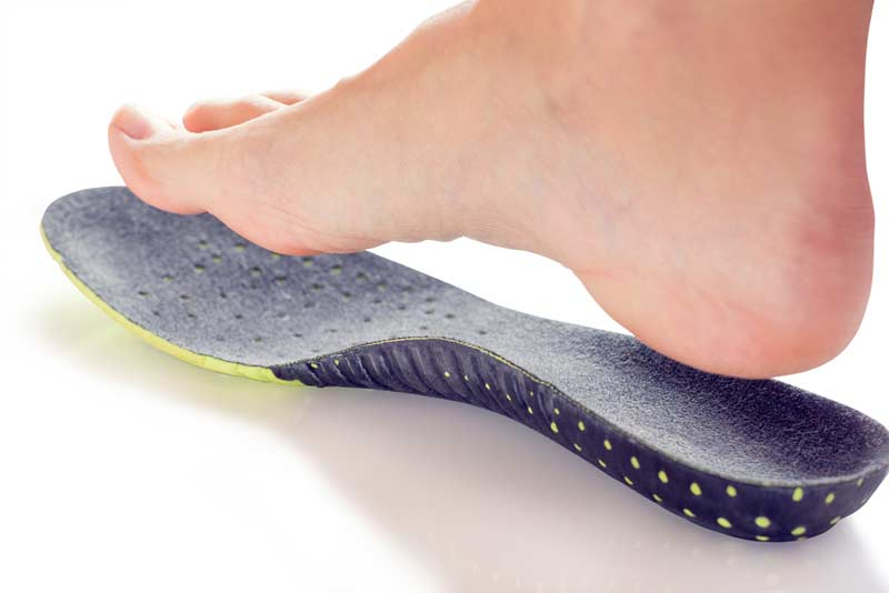 Orthotics foot